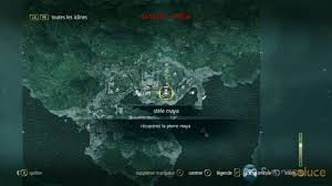 Assassins Creed Black Flag 179 593 Les Stèles Mayas Soluce Assassin U0027s Creed Iv Black Flag