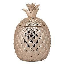 china home decor ceramic pineapple jars from quanzhou manufacturer