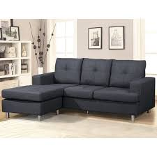 Blue Sectional Sofa With Chaise by Us Pride Furniture Sonic Modern Reversible Chaise Sectional Sofa