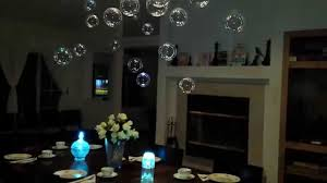 Chandelier Youtube Floating Bubble Chandelier Youtube
