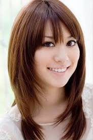 medium hairstyles asian women women medium haircut