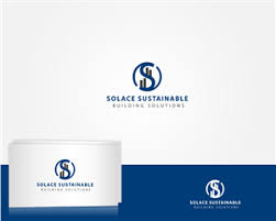 Sustainable Building Solutions 66 Professional Building Logo Designs For