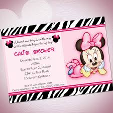 minnie mouse baby shower invitations free printable minnie mouse baby shower invitations templates qhd