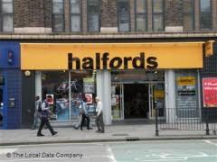 Halfords Store Finder Uk by Halfords 127 129 Kilburn High Road London Car Accessories