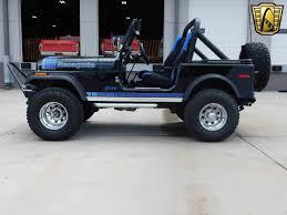 purple jeep cj 1980 jeep cj7 for sale classiccars com cc 1008856