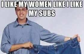 Subway Memes - jared from subway meme is it funny or offensive