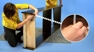 Libreria Cubi Ikea by Ikea Come Montare Una Libreria Billy Con Ante A Vetro Youtube