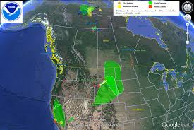 Wildfire Map Noaa by U S Air Quality August 2016 Archives