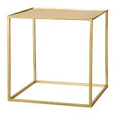 Cube Side Table Buy Bloomingville Cube Sidetable Amara