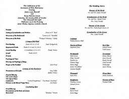 catholic mass wedding program everything you need to about catholic mass weddingcountdown to