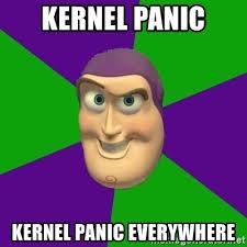 Fire Fire Everywhere Buzz Lightyear Meme Meme Generator - kernel panic kernel panic everywhere buzz lightyear meme generator