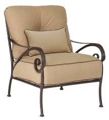 Patio Chair Savings Lucerne Patio Chair With Cushion By Leona The Best