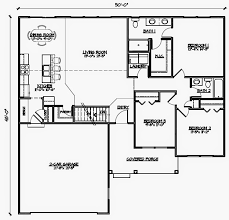 Handicap Accessible Home Plans 3 Bedroom Wheelchair Accessible House Plans Universal Design For
