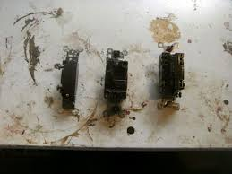 installing or replacing a light switch dengarden