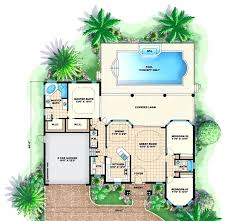 Pool House Plans With Bedroom by Pool Design Plan U2013 Bullyfreeworld Com