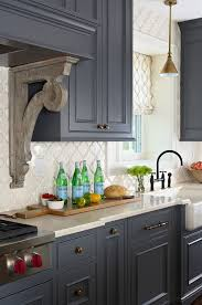 Colorful Kitchen Backsplashes Best 25 Dark Gray Backsplash Ideas On Pinterest Grey Kitchen