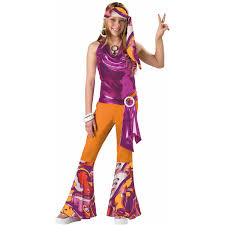 dancing queen girls u0027 teen halloween costume walmart com