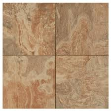 spanish steps rust porcelain tile 12in x 12in 912101431