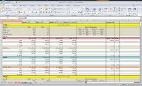 Tracking Spreadsheet Template Employee Attendance Tracker Excel Template Training Spreadsheet