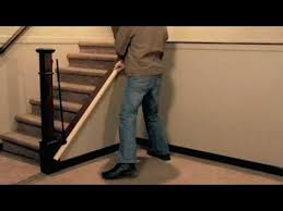 Stair Banister Kit How To Install A Stair Simple Axxys Stair Kit Youtube