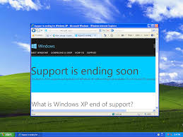 how to keep your pc secure when microsoft ends windows xp support