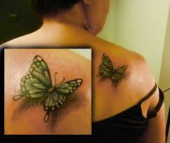 butterfly secret ink