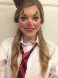 halloween makeup smile cute clown makeup u2026 pinteres u2026