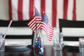Flag Day Usa Our Flag Day Dinner So Festive