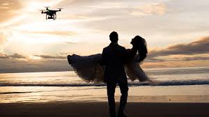 wedding photographers ta is it worthy to hire a drone for the indian wedding photography