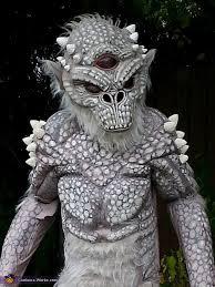 Skyrim Halloween Costume Skyrim Frost Troll Costume Photo 3 3