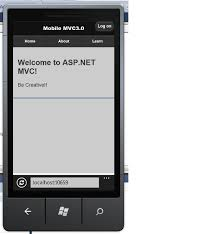 asp net mvc 3 razor mobile ready website template u0026 jquery mobile