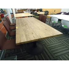 Antique Boardroom Table Country Shabby Chic Designer Boardroom Table Solid Antique Oak Rrp