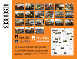 Map Of New Paltz New York by Sojourner Truth Library Proposal Poster On Behance