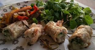 cuisine tv recettes italiennes recettes d involtini et de cuisine italienne