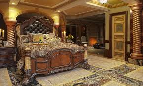 Hollywood Bedroom Set by Furniture Aico Furniture And Michael Amini Bedroom Set Also