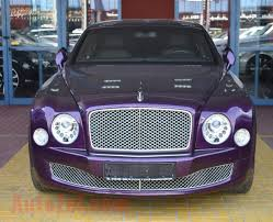 purple bentley mulsanne bentley mulsanne autozel com buy sell your car for
