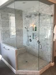 heavy glass shower door affordable glass u0026 mirror inc