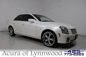 lexus service lynnwood pre owned 2004 cadillac cts 4dr car in lynnwood h6292 acura of