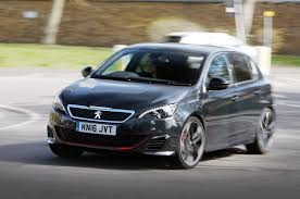 peugeot 308 gti white peugeot 308 gti long term test review versatile hatch autocar