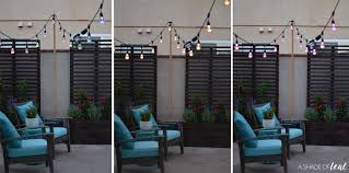 Patio Cafe Lights by How To Easily Add Patio Lighting Anywhere