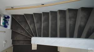 teppichboden treppe teppichboden auf treppe verlegt fußboden siegmund aus bergrheinfeld