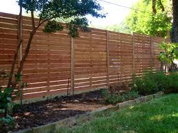 patio terrific backyard concepts fencing horizontal fence cost
