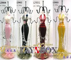 bracelet necklace organizer images Big size 38cm 15inch high nice dressing doll jewelry organizer jpg