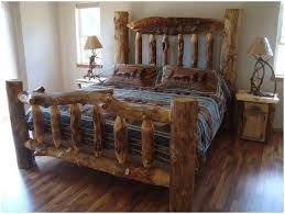 King Bedroom Furniture Sets Bedroom Rustic Log Furniture Log Bedroom Furniture White Shade
