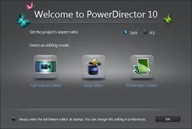 powerdirector slideshow templates how to make templates for powerdirector 10 ultra