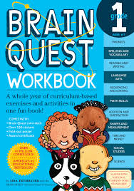 brain quest workman publishing
