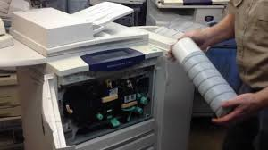 xerox workcentre toner replacement youtube