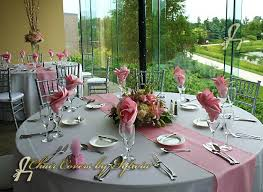 table runner rentals chicago table runners for rental in light pink in the lamour satin