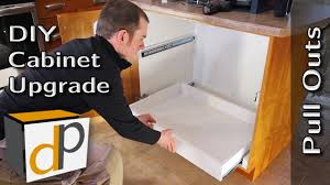 how to build install pull out shelves diy guide youtube how to build install pull out shelves diy guide