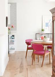 Pink Dining Room Chairs Interior Envy Dining Room Inspiration Pardon My French